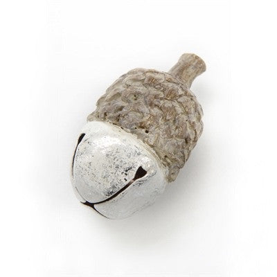 Acorn Bell - Silver -  Christmas - PC-Pine Center - Putti Fine Furnishings Toronto Canada