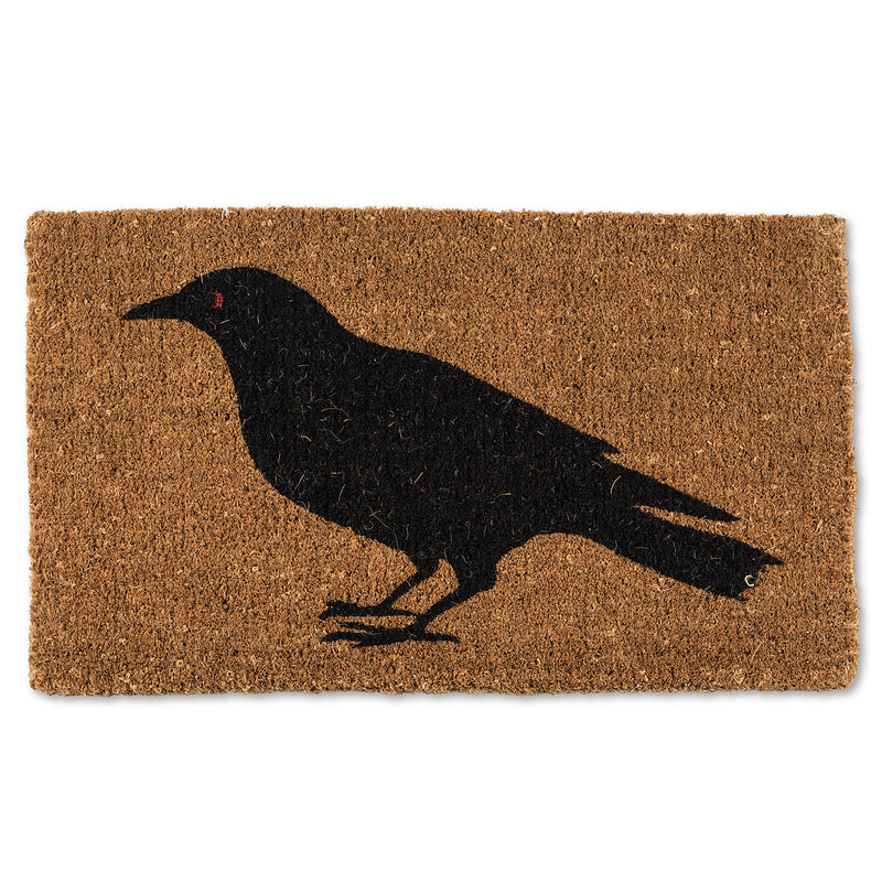 Standing Crow Doormat, AC-Abbott Collection, Putti Fine Furnishings
