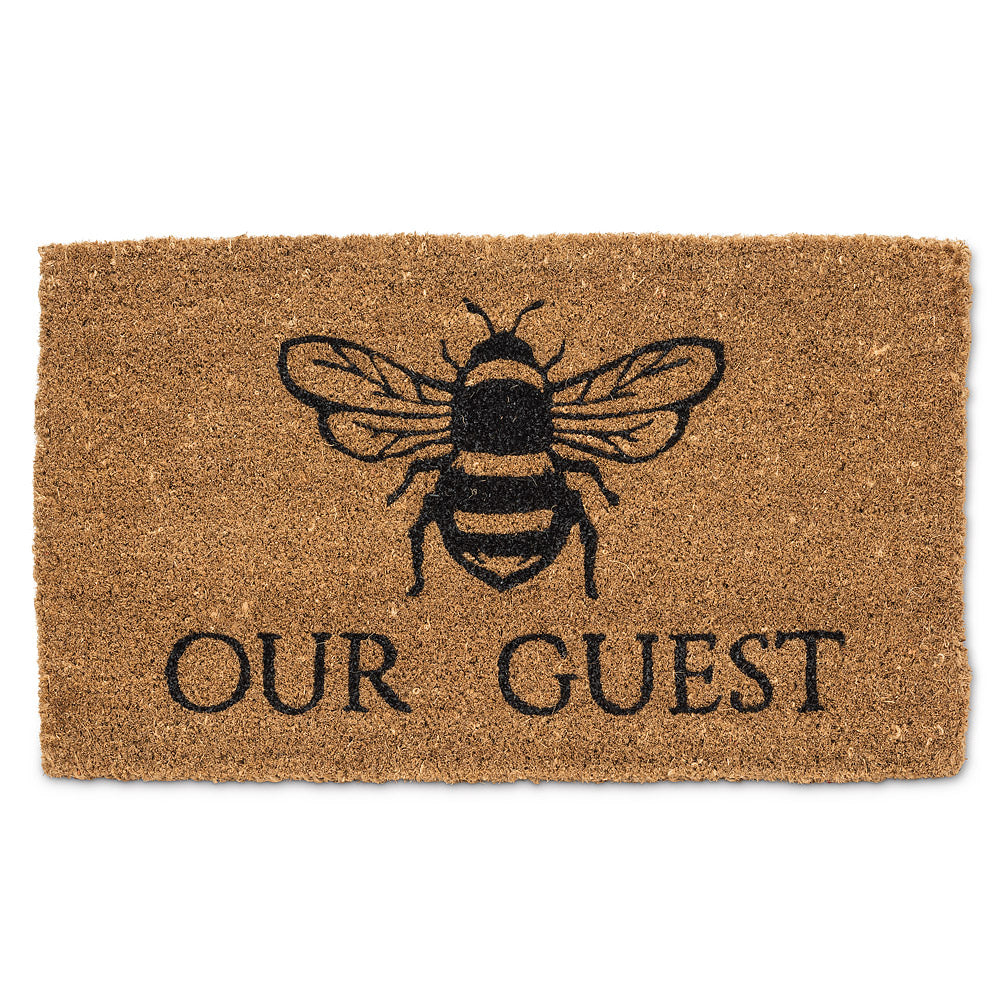 Bee Our Guest Doormat | Putti Fine Furnishings