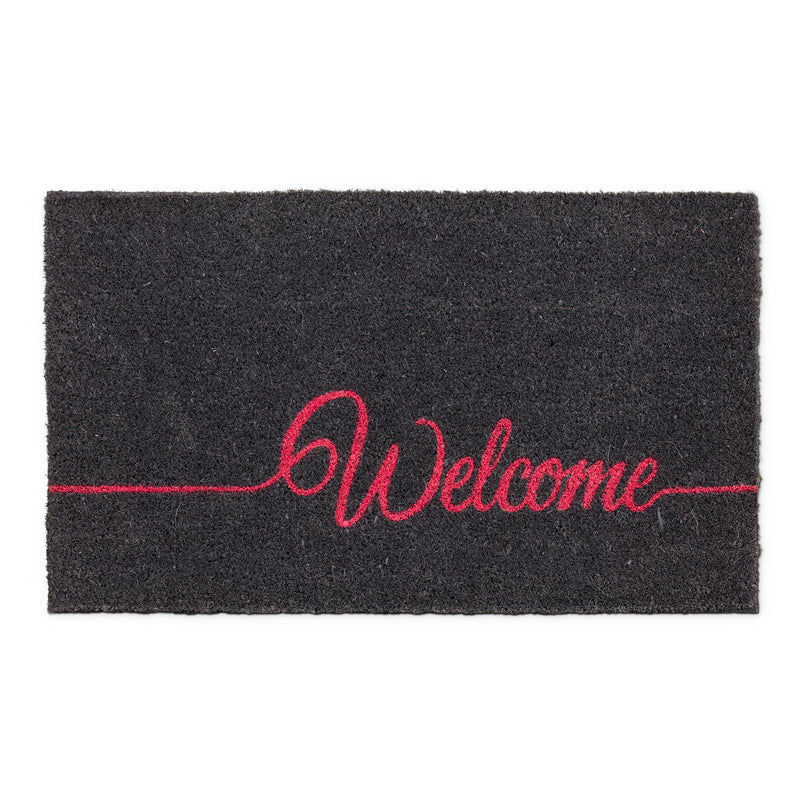 Welcome Doormat - Pink