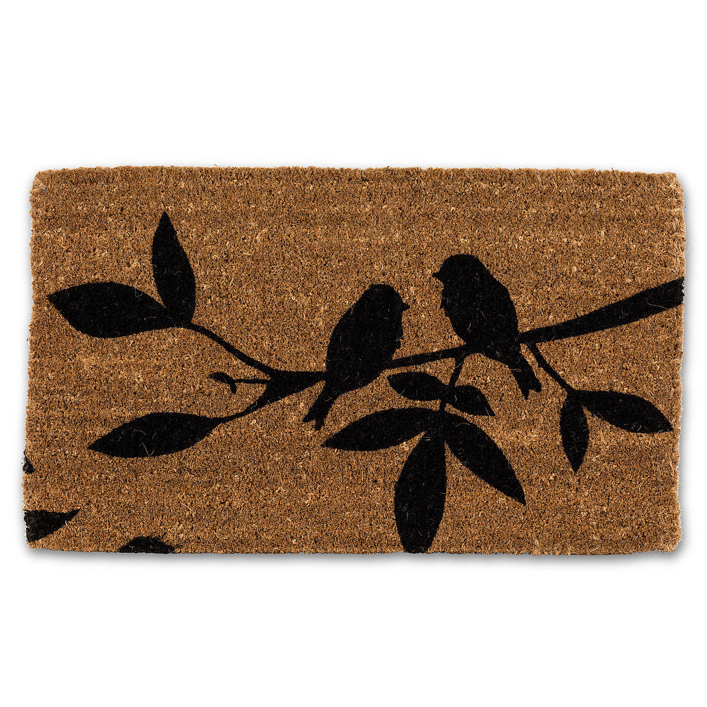 Birds on Branch Doormat, AC-Abbott Collection, Putti Fine Furnishings