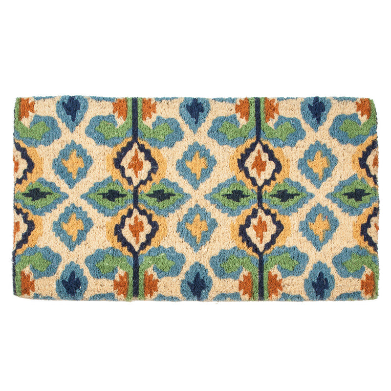 Tile Pattern Doormat