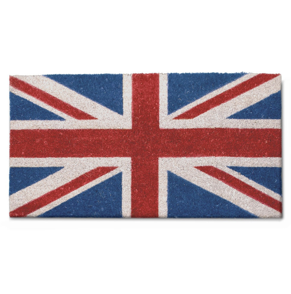 Union Jack Doormat, AC-Abbott Collection, Putti Fine Furnishings