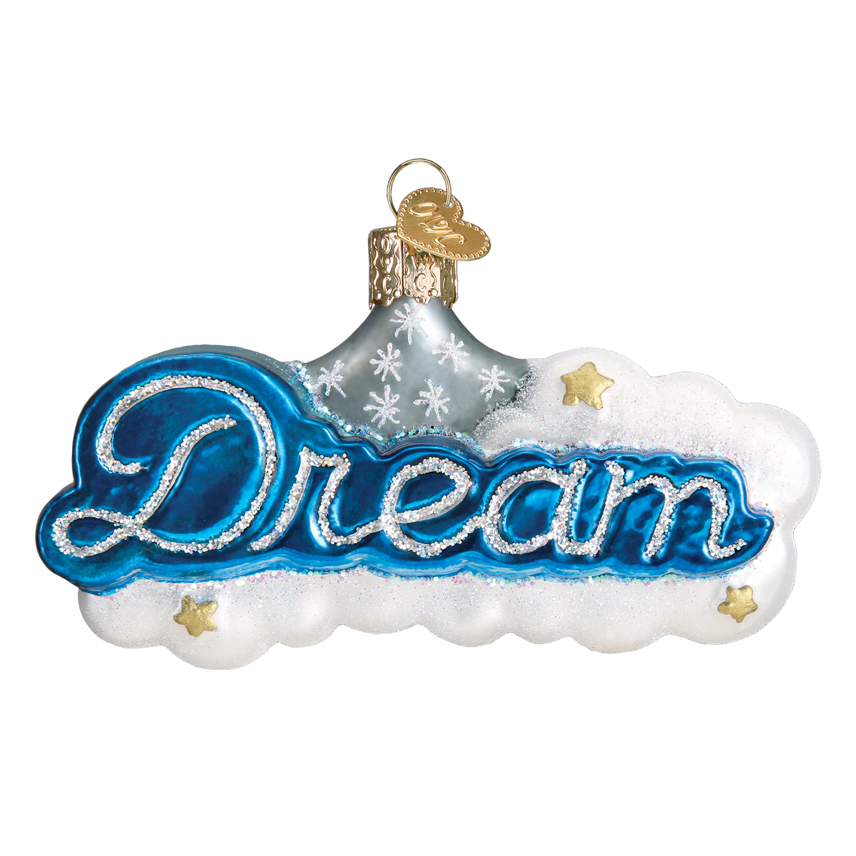 "Old World Christmas ""Dream"" Glass Ornament 