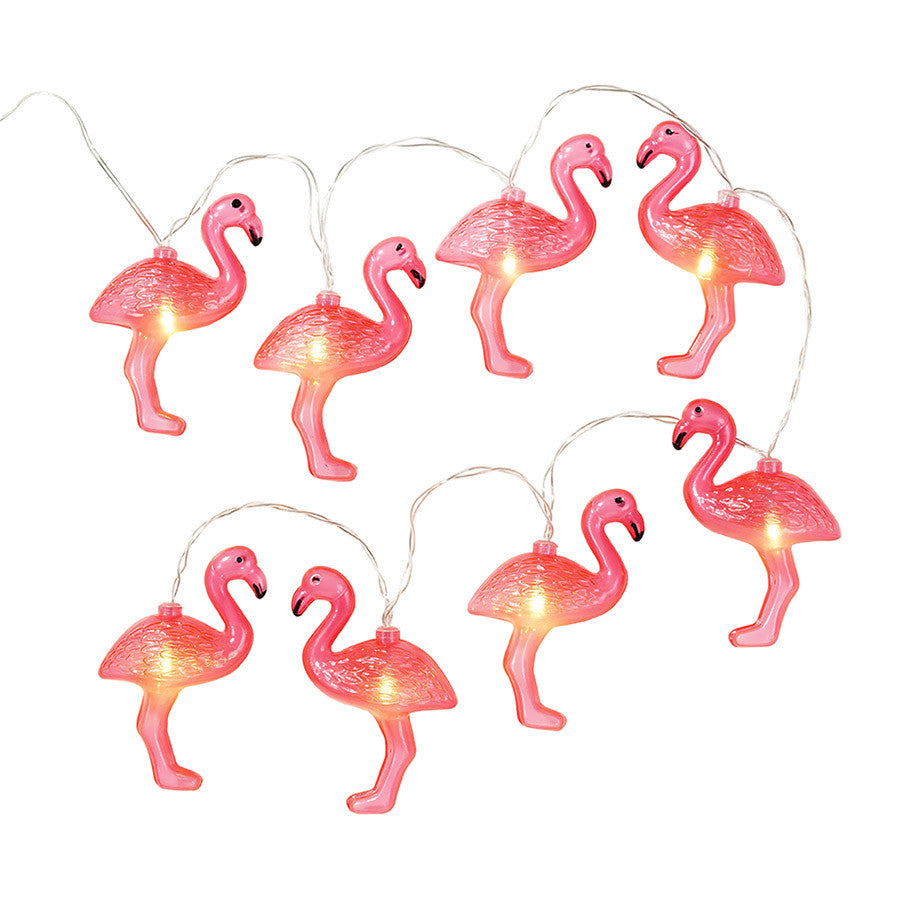 Pink Flamingo Party Lights, TT-Talking Tables, Putti Fine Furnishings