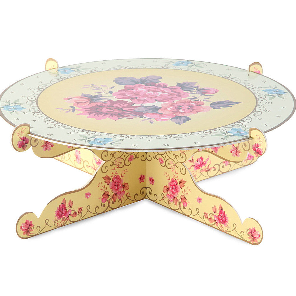 Truly Scrumptious Cake Platter -  Party Supplies - Talking Tables - Putti Fine Furnishings Toronto Canada - 1