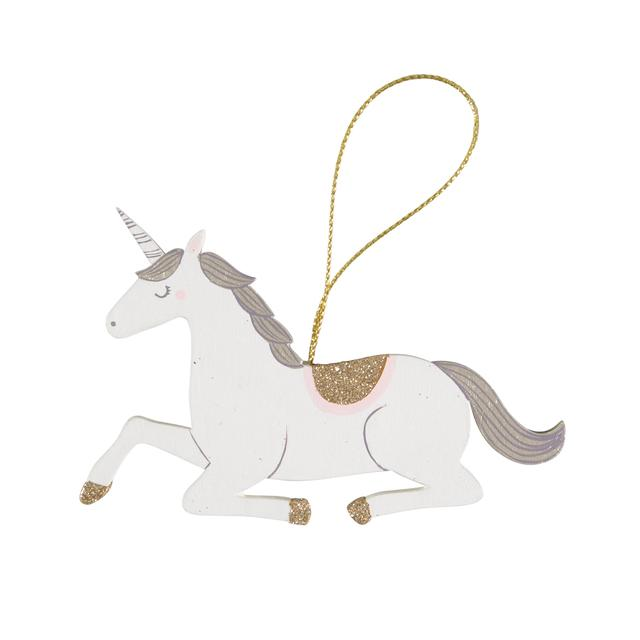 Seated Unicorn Ornament, RJBS-RJB Stone, Putti Fine Furnishings
