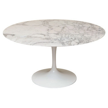 Flute Dining Table, SIF-Style in Form, Putti Fine Furnishings