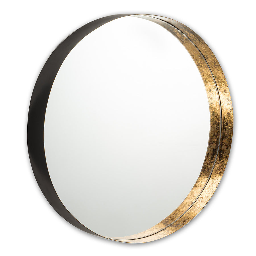 Large Round Wall Art Mirror