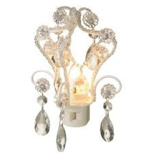 Chandelier Night Light - White -  Accessories - Midwest - Putti Fine Furnishings Toronto Canada - 3