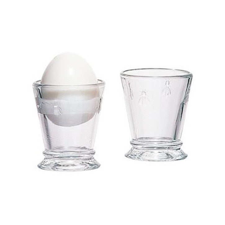 La Rocher Abeilles Egg Cup / Shot Glass 2oz, PG-Premier Gift -La Rochere, Putti Fine Furnishings