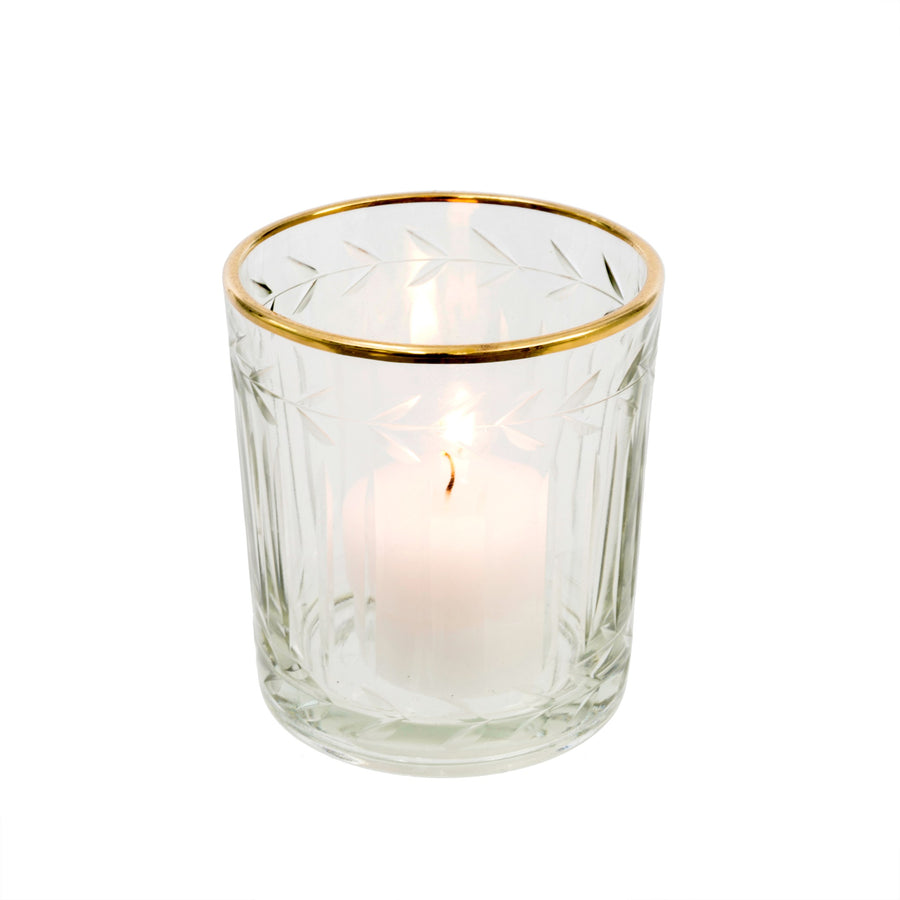 Twilight Votive Glass - Medium