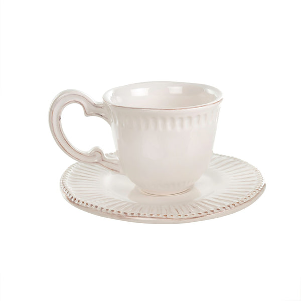 Palermo Tea Cup And Saucer