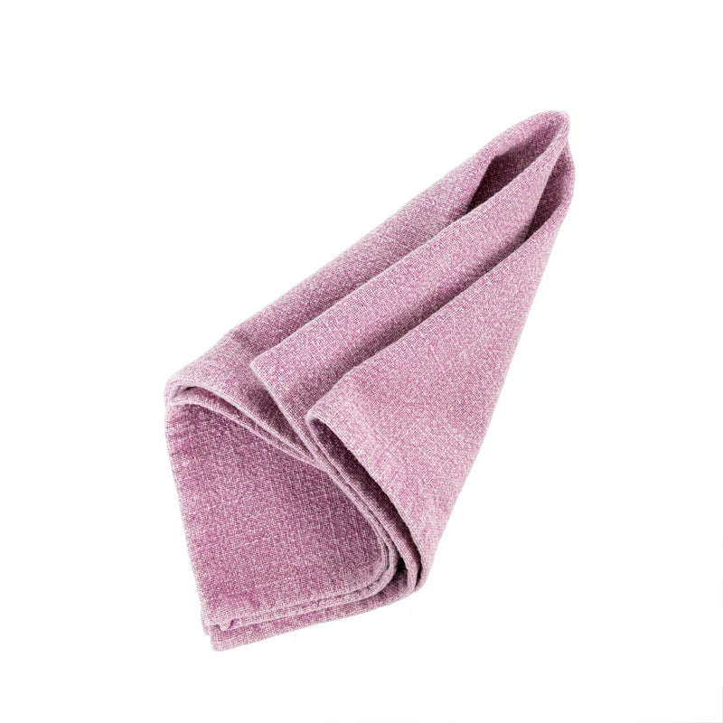 Stonewashed Napkin - Pink -  Soft Furnishings - Indaba Trading - Putti Fine Furnishings Toronto Canada