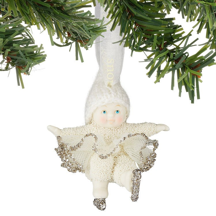 """Snowbabies"" Dream Ice Dancing Ornament"