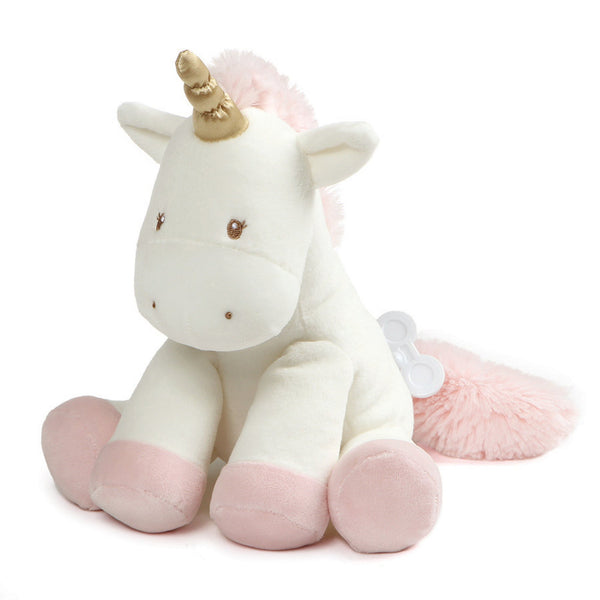 Gund Luna Unicorn Keywind Soft Toy