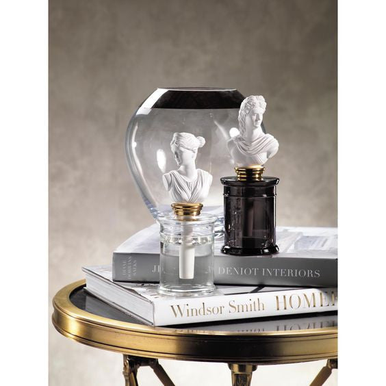Zodax Marcus Porcelain Bust Diffuser, ZX-Zodax, Putti Fine Furnishings