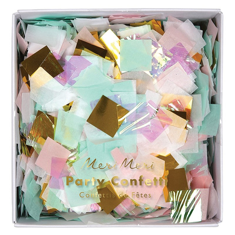 Boxed Iridescent Confetti, MM-Meri Meri UK, Putti Fine Furnishings