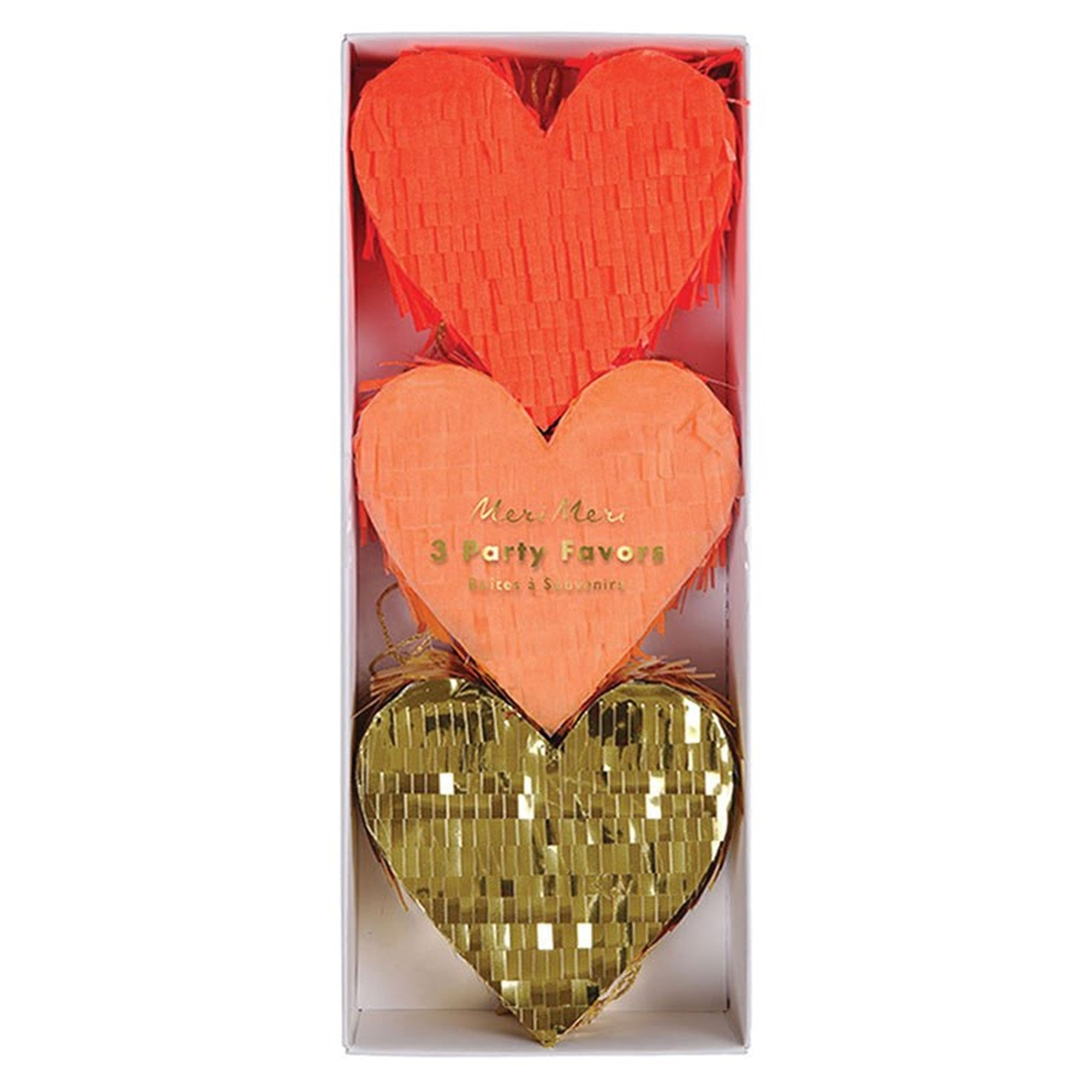 Meri Meri Heart Pinata Favors, MM-Meri Meri UK, Putti Fine Furnishings