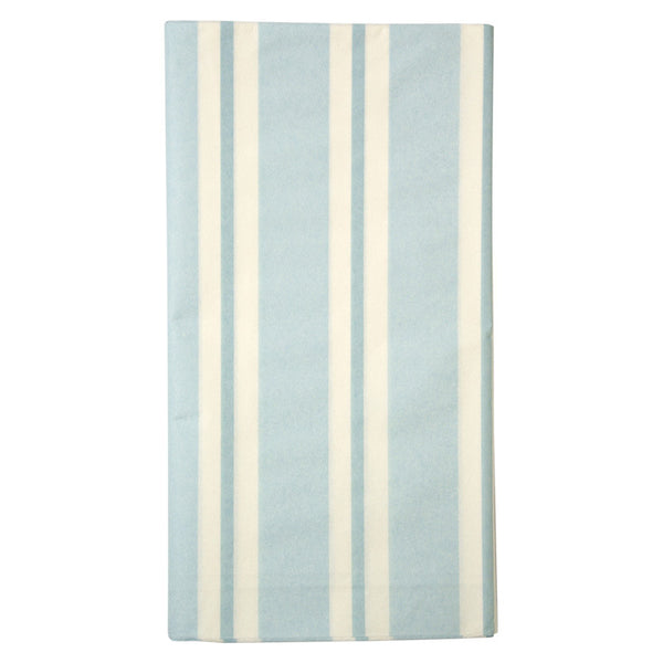 Meri Meri Peter Rabbit Blue & White Stripe Paper Tablecloth -  Party Supplies - Meri Meri UK - Putti Fine Furnishings Toronto Canada - 1
