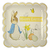 Meri Meri Peter Rabbit Easter Plates, MM-Meri Meri UK, Putti Fine Furnishings