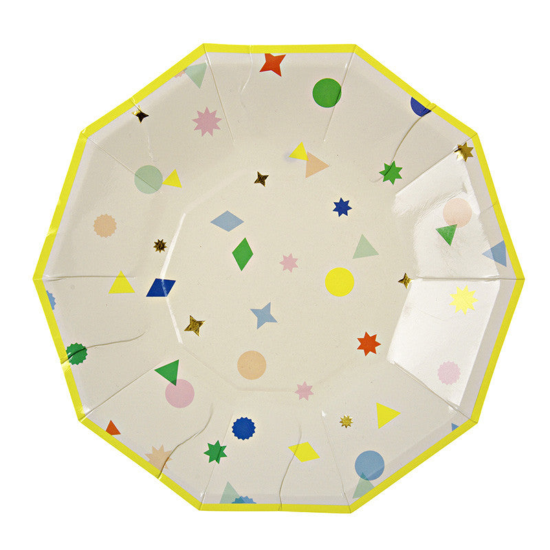 "Meri Meri ""Charms"" Paper Plates - Small, MM-Meri Meri UK, Putti Fine Furnishings"