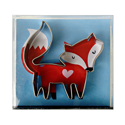 "Meri Meri ""Little Fox"" Cookie Cutters, MM-Meri Meri UK, Putti Fine Furnishings"