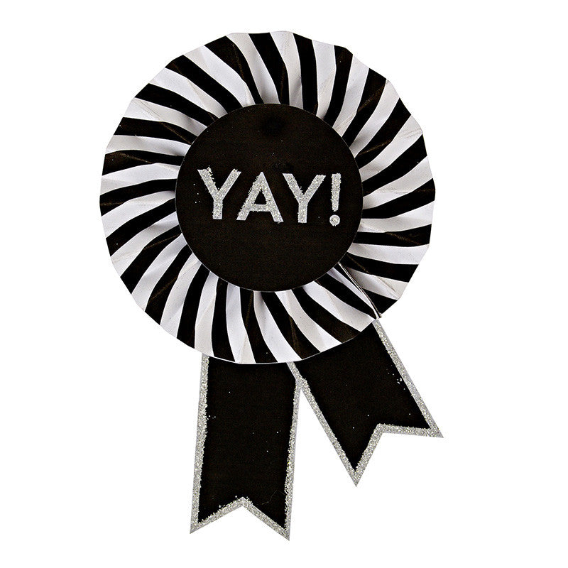 "Meri Meri ""Yay"" Graduation Rosette, MM-Meri Meri UK, Putti Fine Furnishings"
