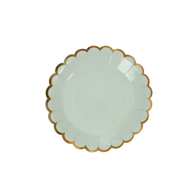 Meri Meri Pastel - Canape Plates -  Party Supplies - Meri Meri UK - Putti Fine Furnishings Toronto Canada - 3