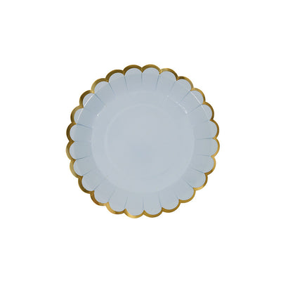 Meri Meri Pastel - Canape Plates -  Party Supplies - Meri Meri UK - Putti Fine Furnishings Toronto Canada - 4