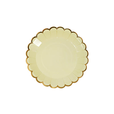 Meri Meri Pastel - Canape Plates -  Party Supplies - Meri Meri UK - Putti Fine Furnishings Toronto Canada - 5