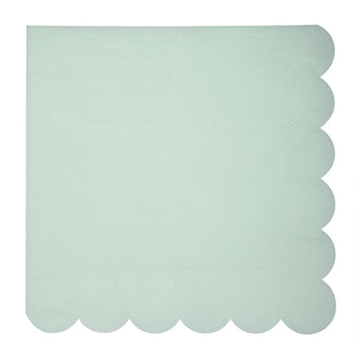 Meri Meri Pastel - Large Paper Napkins -  Party Supplies - Meri Meri UK - Putti Fine Furnishings Toronto Canada - 2