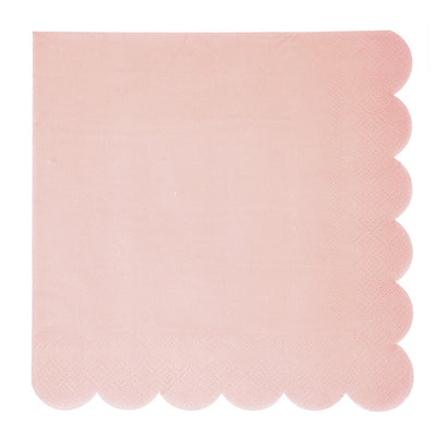 Meri Meri Pastel - Large Paper Napkins -  Party Supplies - Meri Meri UK - Putti Fine Furnishings Toronto Canada - 3