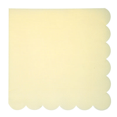 Meri Meri Pastel - Large Paper Napkins -  Party Supplies - Meri Meri UK - Putti Fine Furnishings Toronto Canada - 5