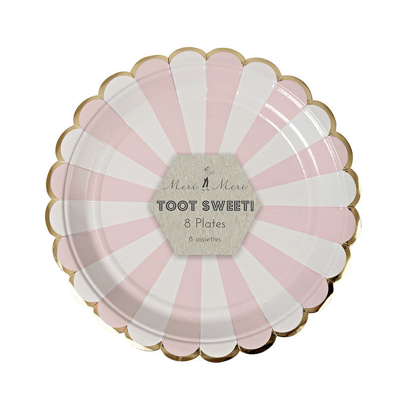 Paper Plates - Party Supplies & Partyware - Le Petite Putti Canada ...