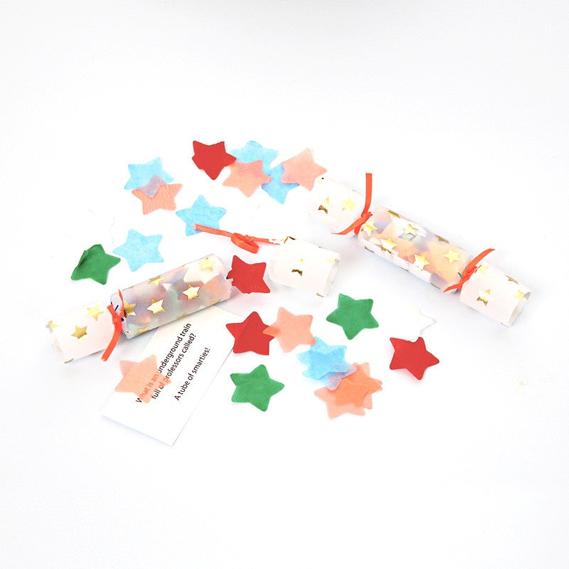 Tiny Confetti Crackers -  Party Supplies - Meri Meri UK - Putti Fine Furnishings Toronto Canada - 1