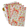 Liberty Assorted Florals - Paper Treat Bags -  Party Supplies - Putti Fine Furnishings - Putti Fine Furnishings Toronto Canada