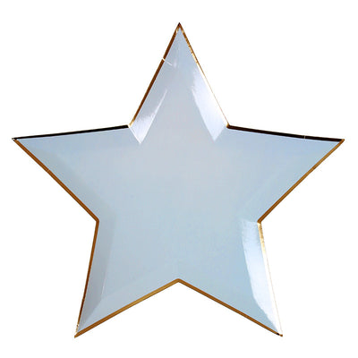 Meri Merri Jazzy Star Plates -  Party Supplies - Meri Meri UK - Putti Fine Furnishings Toronto Canada - 3