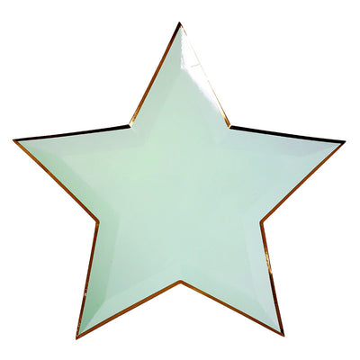 Meri Merri Jazzy Star Plates -  Party Supplies - Meri Meri UK - Putti Fine Furnishings Toronto Canada - 6