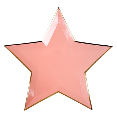 Meri Merri Jazzy Star Plates -  Party Supplies - Meri Meri UK - Putti Fine Furnishings Toronto Canada - 4