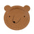 Bear Paper Plate - Small, MM-Meri Meri UK, Putti Fine Furnishings