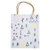 "Meri Meri ""Let's Explore"" Gift Bags, MM-Meri Meri UK, Putti Fine Furnishings"