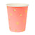 Meri Merri Jazzy Star Paper Cups -  Party Supplies - Meri Meri UK - Putti Fine Furnishings Toronto Canada - 5