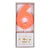 Meri Meri Orange Number 6 Candle -  Party Supplies - Meri Meri UK - Putti Fine Furnishings Toronto Canada - 1