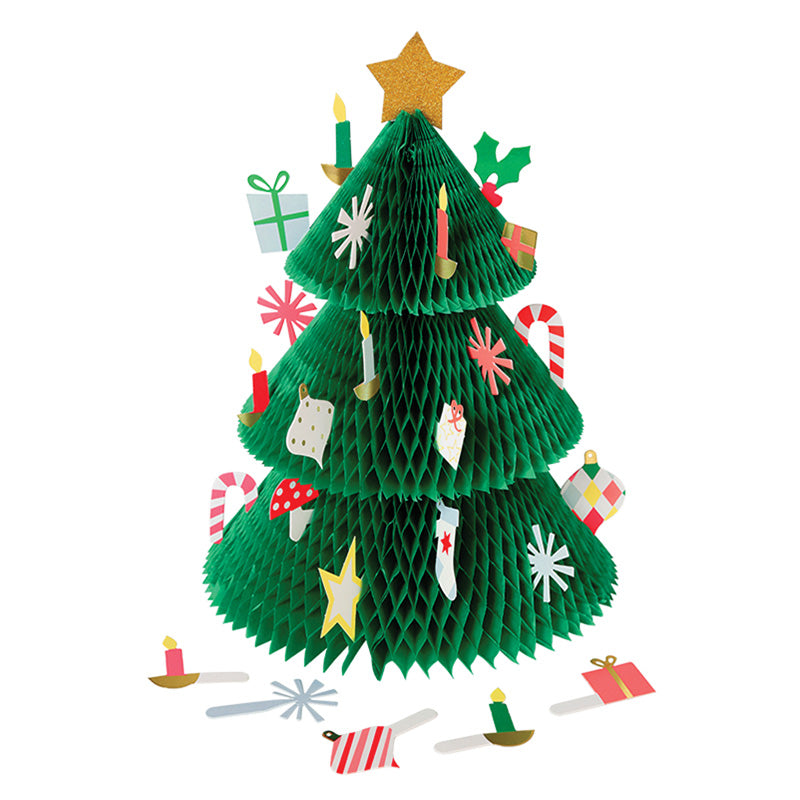 Meri Meri Honeycomb Tree Advent Calendar