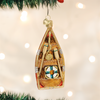 Old World Christmas Rowboat Glass Ornament -  Christmas Decorations - Old World Christmas - Putti Fine Furnishings Toronto Canada - 2