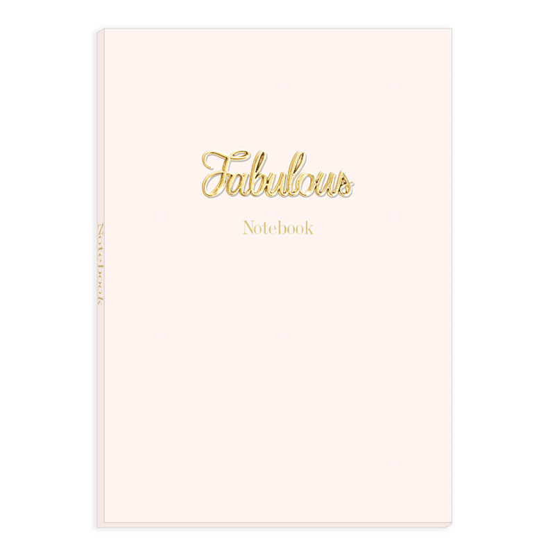 """Fabulous"" Note Book"