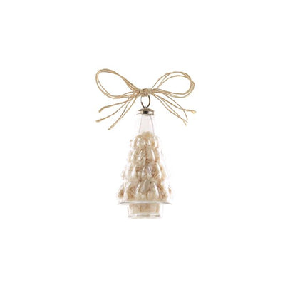 Shell Filled Tree Ornament, MP Living, Putti Fine Furnishings