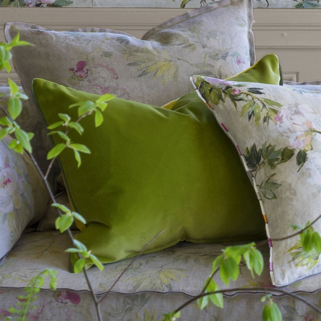 Designers Guild Cassia Alchemilla Decorative Pillow, DG-Designers Guild, Putti Fine Furnishings