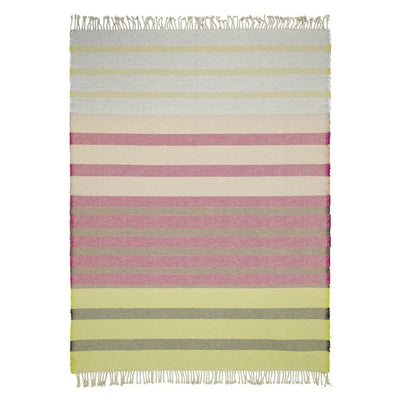 Designers Guild Lanoso Fuchsia Throw, DG-Designers Guild, Putti Fine Furnishings